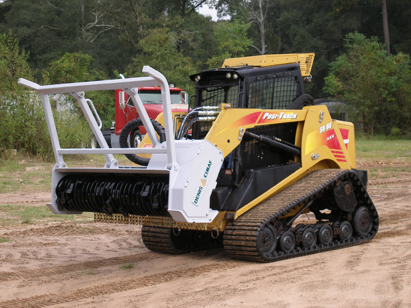 ROWMEC-Brush Clearing and Mulching Machine Parts for Sale