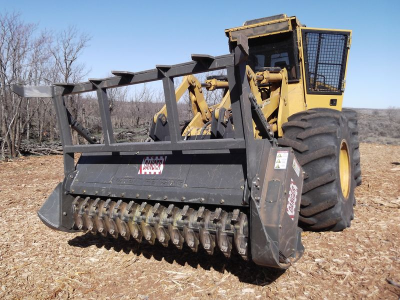 ROWMEC-Mulching Machines and Brush Clearing Parts for Sale