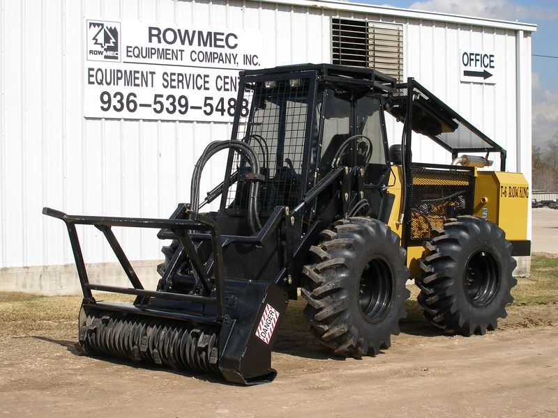 ROWMEC-Used Brush Clearing Inventory for Sale