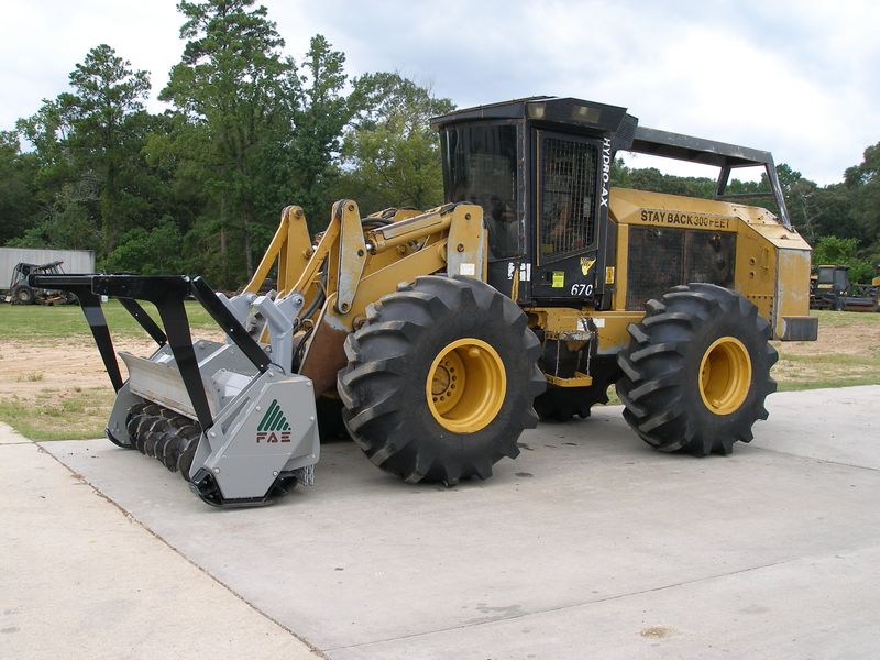 ROWMEC-Used Land Clearing Machine Parts for Sale