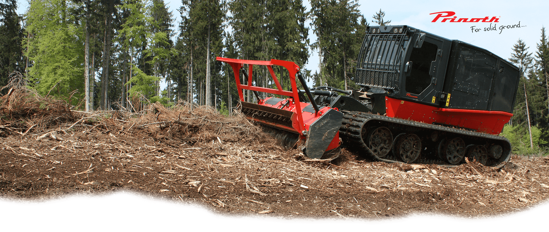 Rowmec Prinoth Products for Sale
