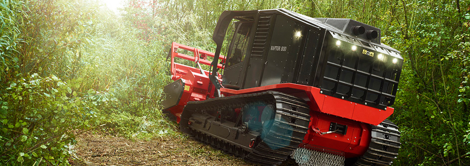 Forest Clearing Equipment for Sale